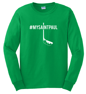 Picture of Hockey stick Long Sleeve Shirt