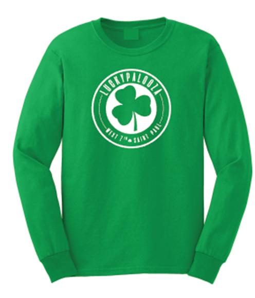Picture of luckypalooza Sweatshirt (c logo)