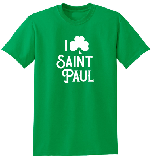 Picture of I Shamrock St. Paul Shirt